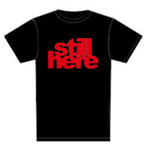 still here designed by Vernon Ah Kee